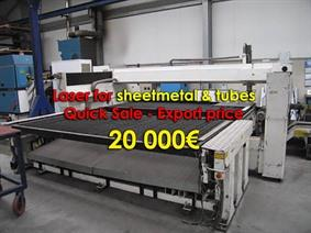 Balliu LC 1500/06/RTX, Laser cutting machines
