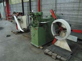 Frech decoiling+straightening, Decoiling + / or Roll forminglines