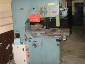 Wespa AS 9, Band sawing machines