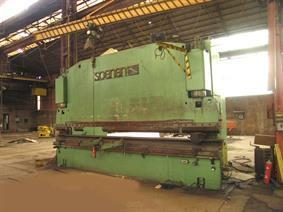 Soenen HAP 500 ton x 6100 mm, Hydraulic press brakes