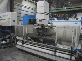 Unisign ECO 110 CNC X:1800 - Y:550 - Z:500 mm, Bed milling machine with moving column & CNC