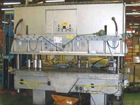 PPF punch bench, Stamping & punching press thin metalsheet