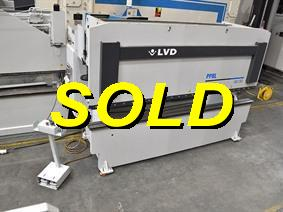 LVD PPBL 60 ton x 3100 mm, Hydraulic press brakes