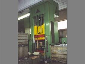 SMG 230 ton, H-frame drawing presses
