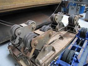 ZM Turning Gear 15Ton, Turning gears - Positioners - Welding dericks & -pinchtables