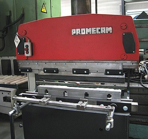 Amada promecam press brake manual