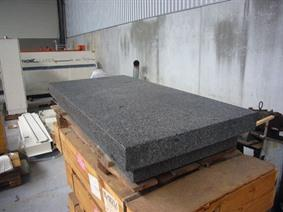 Brown & Sharp Surface plate, Vlakplaten & Meettafels