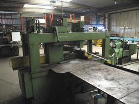 Trennjaeger PMC 8, Circular & abrasive cold sawing machines