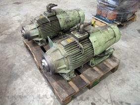Cem JPELX 160-M4, Spare parts for milling machines
