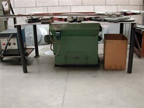 ZM 1000x2000, Tables & Floorplates