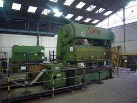 Verson+dimeco 200GP2120, Decoiling + / or Roll forminglines