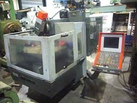 Maho MH 600 E2 CNC X:600 - Y:450 - Z:400 mm, Bedfreesmachines / Beweegbare tafel conventioneel & CNC
