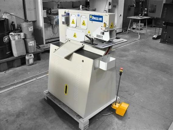Kingsland 40 Compact, Universele Ponsknipmachines & Ponsmachines