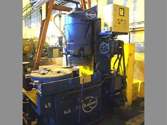 Blanchard No 16 stone Ø 445 mm, Surface grinders with vertical spindle