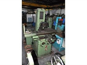 WMW Grinding - X:600 - Y:250 mm, Rectifieuses a surfuce plane, broche horizontale