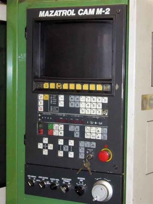 Mazak - H 400 | Waargerecht- bearbeitungszentren & CNC, N° 3899