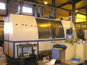 Rambaudi Rammatic 600, Vertical machining centers