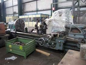 Monarch Ø 1060 x 3500 mm, Centerdraaibanken Conventioneel
