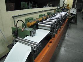 Dreistern Roll forming unit for ceilings, Decoiling + / or Roll forminglines