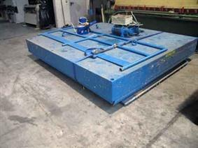 Lodige 3 ton 2500 x 3000 mm, Andere gerate