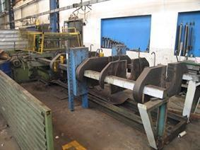 AMC 400 Ton, Horizontal presses