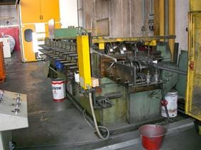 MGM + Colombo Roll forming Punch line, Decoiling + / or Roll forminglines