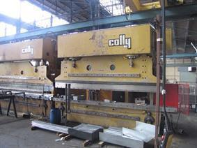 Colly 640T x 10000mm Tandem, Hydraulic press brakes