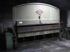 Fjellman 575 Ton, Warm & cold flow forming presses