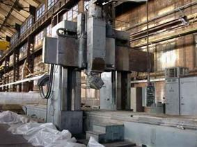Stanko-Uljanovsk UFO 649 , Bed milling machines with moving table & CNC
