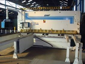 GWF - Heavy Duty 4050 x 16 mm, Hydraulische Plaatscharen & Guillotinescharen