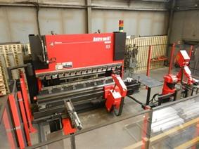 Amada Astro 100T x 3220 CNC Robot bending Cell, Hydraulic press brakes