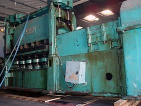 Ungerer 1500-3-17, Coiler straightening machines