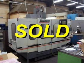 Bridgeport Interact 720H X:760 - Y:400 - Z:450mm, Vertical machining centers