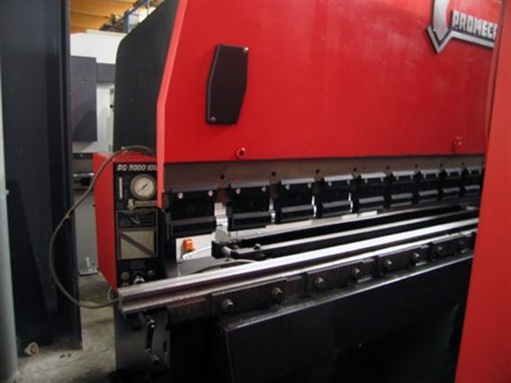 Amada Promecam - RG 3000-100 | Hydraulic press brakes, N° 4495 *08