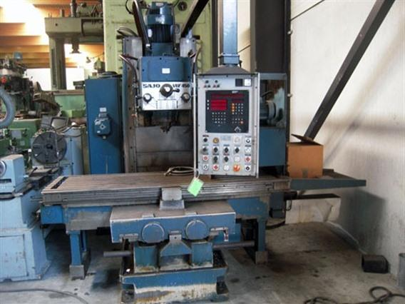 Sajo - VBF 450 CNC | Bed milling machines with moving table & CNC, N