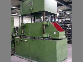 LVD 120 ton, Presses a 4  colonnes a action simple