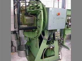 ZM 3-points press, Hor+Vert profilemachines, section bending rolls & seam makingmachines