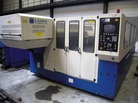 Trumpf L3030 CNC, Laser cutting machines