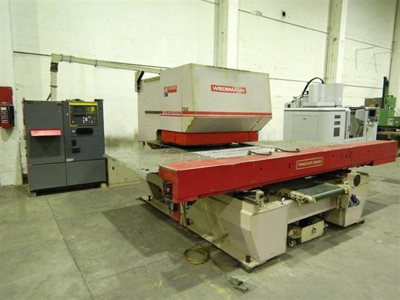 Murata Wiedemann Magnum 5000, Stamping & punching press thin metalsheet