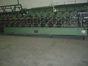 CBM Roll forming line, Decoiling + / or Roll forminglines