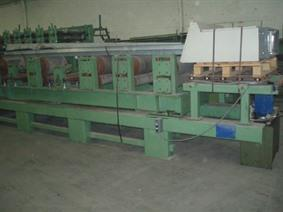 Eichner Roll forming line, Decoiling + / or Roll forminglines