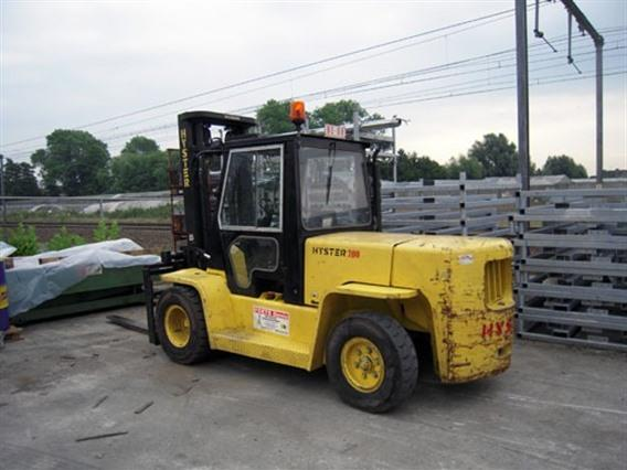 Hyster H7.00 XL, Vehicles (lift trucks - loading - cleaning etc)