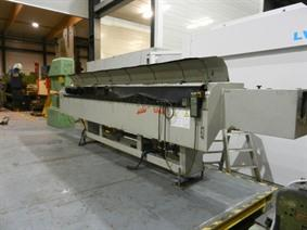 Breuning Irco Barfeeder Ø 70 x 3000 mm, Conveyor feed systems, loading and unloading