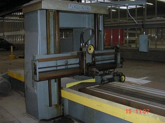 Wachtberger HZ 3000 II - X:3000 - Y:850 mm, Surface grinders with horizontal spindle