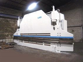LVD PPNMZ 400T x 8100 mm CNC, Hydraulic press brakes