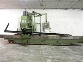 Stama MC 440 L, Bed milling machine with moving column & CNC