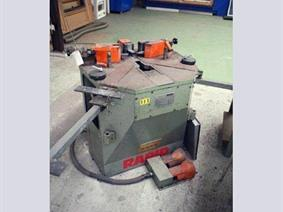 Rapid HP 208 corner crimping , Non ferrous sawing machines