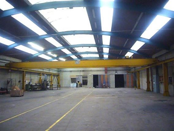 Europe Levage 6.3 ton x 18 900 mm , Conveyors, Overhead Travelling Crane, Jig Cranes