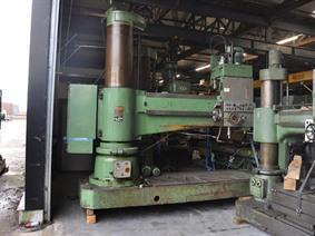 Stanko 2A 576 - ISO 50 - X:2000 mm, Radial drilling machines