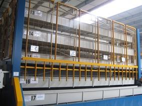 Marialum Stacking for bars and profiles, Paternosters -  Vertikale liftsystemen - Opslagsystemen